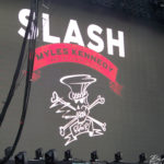 Slash banner Jones Beach 2014